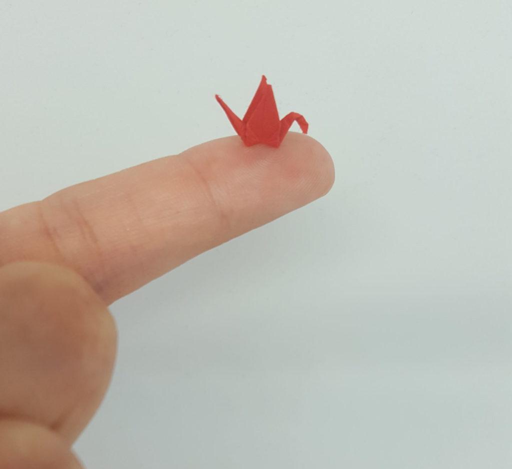 Miniorigami