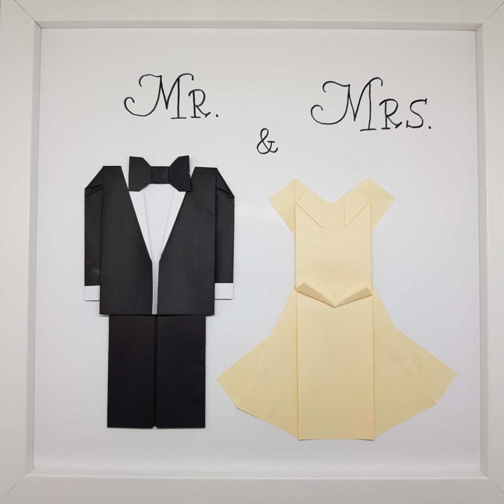 Hochzeitsbild - Hochzeitsgeschenk