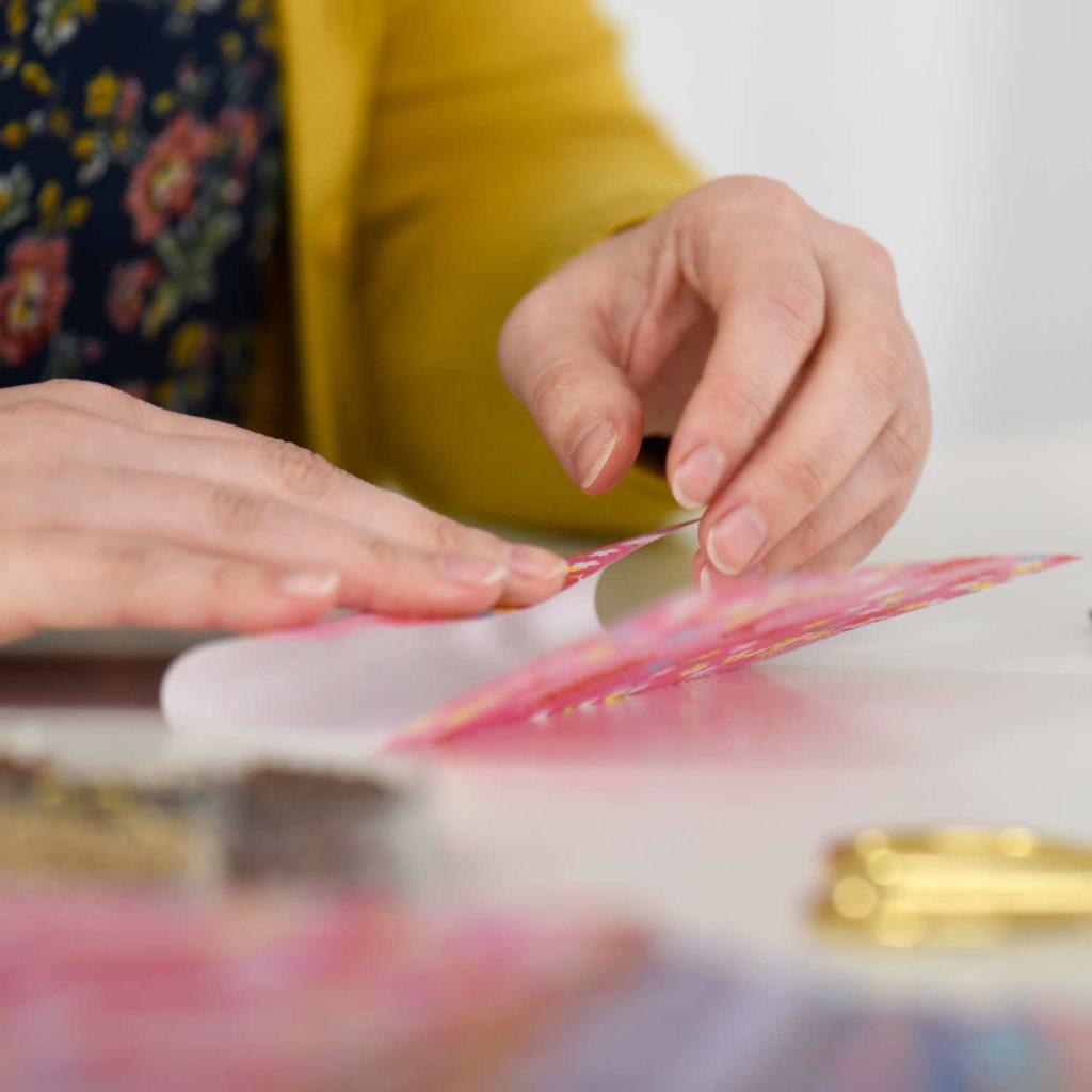 Origami Workshop Kreativ mit Papier