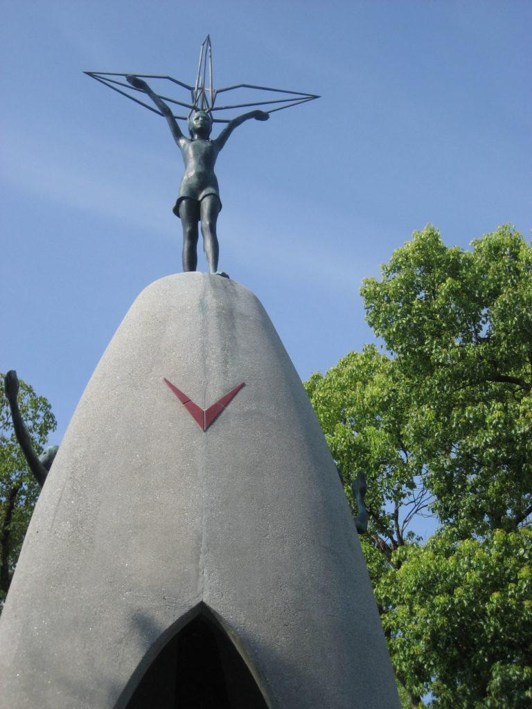Gedenkstätte Hiroshima Sadako